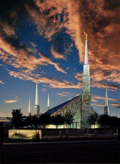 Boise Idaho Temple. #LDS #Mormon