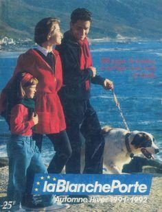 Catalogue automne hiver 1991-1992 #blancheporte