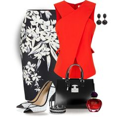 Designer Clothes, Shoes & Bags for Women Polyvore Outfits, Polyvore Fashion, Stylish Eve, Basic Outfits, Classy Outfits, Love Fashion, Fashion Outfits, Womens Fashion, Fashion Trends