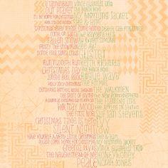 Happy Ho Ho Holidays album- Brian Michael Gossett