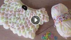 Háčkování Lovely baby zdobit - instruktážním videu