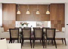 Resultado de imagem para iluminação sala de jantar
