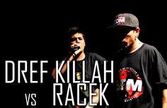 Dref Killah vs Racek (Octavos) – Batalla de Maestros – BDM Deluxe 2015 -  Dref Killah vs Racek (Octavos) – Batalla de Maestros – BDM Deluxe 2015 - http://batallasderap.net/dref-killah-vs-racek-octavos-batalla-de-maestros-bdm-deluxe-2015/  #rap #hiphop #freestyle