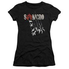 Sons of Anarchy: Rip Through Junior T-Shirt