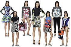 Peter Pilotto x Target: The Complete Collection  nice collection.