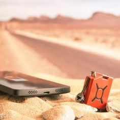 Fuel: het kleinste oplaadapparaat ter wereld