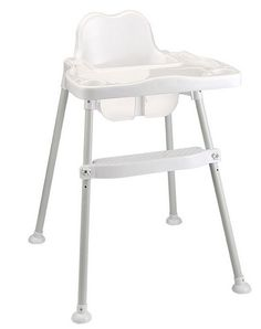 Buy Nuovo High Chair - Whitett-8000315for R705.00