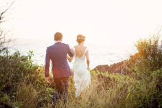 I wish you a lifetime of adventures. And love? Love is the greatest adventure of them all. Kukahiko Estate, Maui, Hawaii - Bliss Wedding Design - Caprice Nicole Photography