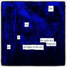 Natural Wonder: Make Blackout Poetry, Blackout Poetry, Poetry