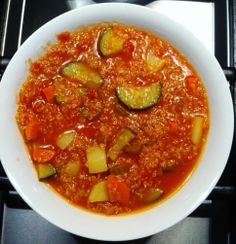 Everyday Wellbeing: Vegetable & Quinoa Soup