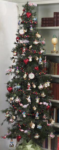 Alice in Wonderland Tree using Abigail Pfeffer's Collection