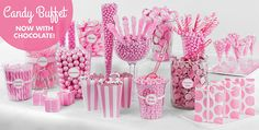 candy buffet supplies - Buscar con Google