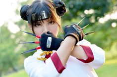 Title : Naruto Character : TenTen Coser : Hitomicchi [ Thailand ]