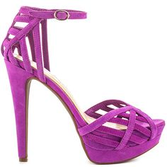 Sylla - Freesia Lux Kid Suede by Jessica Simpson