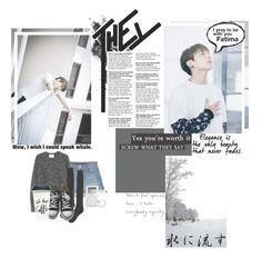 """""""Love Is Not Over ~ 전정국"""" by glitterlovergurl ❤ liked on Polyvore featuring J Brand, Acne Studios, Samantha Holmes, Converse and bathroom"""