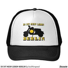 ES IST MEIN LEBEN-BERLIN TRUCKER HAT