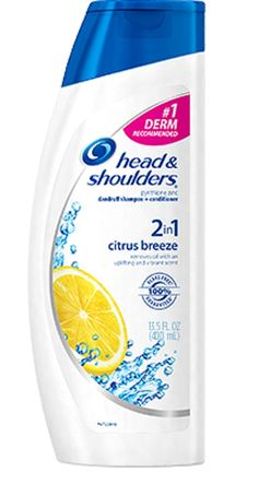 Head and Shoulders 2-in-1 Dandruff Shampoo Plus Conditioner Citrus Breeze 13.5 oz ** Read more  at the image link. (Note:Amazon affiliate link)