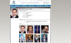 Activa Interpol ficha roja de Javier Duarte; Lo buscarán en 190 países | El Puntero