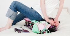 Bien préparer sa valise : tout faire rentrer, l'alléger, astuces pratiques - CôtéMaison.fr