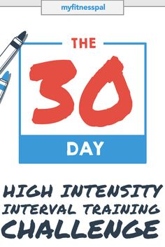 The 30-Day High Intensity Interval Training Challenge - Hello HealthyHello Healthy