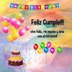 Happy Birthday Celebration, Happy Birthday Wishes, Birthday Cards, Positive Phrases, Happy Birthday Pictures, Lilac Wedding, Mole, Love Gifts, Encouragement