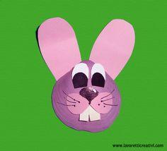 Summer craft - rabbit