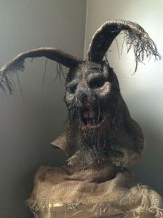 Terrifying Handmade Burlap Horror Masks | art, collectibles | Winnipeg | Kijiji