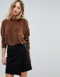 Discover women's sweaters & cardigans at ASOS. Shop from a range of sweaters, cardigans and sweaters available from ASOS. Danish Fashion, Brown Sweater, Latest Fashion Clothes, Fashion Online, Online Shopping Clothes, Cardigans For Women, Pulls, Clothes For Women