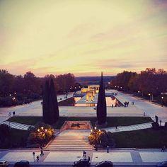Templo de Debod. Madrid.