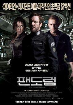 Watch Pandorum Full Movie Streaming HD
