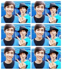 SHINee archive 2010 Key and Onew