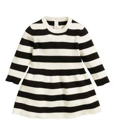 Striped Dress | Product Detail | H&M