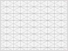 isometric tiles template