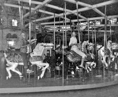 The Looff Carrousel came to Natatorium Park in 1909. The history behind this is amazing, my grandmother rode it, my mother and father rode it, I rode it and so have my children, we are so thankful to have this beautiful icon in Spokane.
