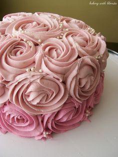 Päästä sisäinen tyllataiturisi valloilleen ja yllätä äitisi kauniilla kakulla. #äitienpäivä #kakku #kuorrutus