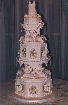 Cakes by Linda - 800 Handmade Sugarflowers