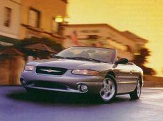 Custom retro Chrysler Sebring Convertible very cool