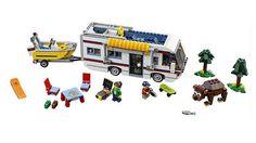 Lego Creator 3 in 1 Vacation Getaways set