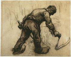Van Gogh Drawings   Van Gogh Gallery   Van Gogh drawings