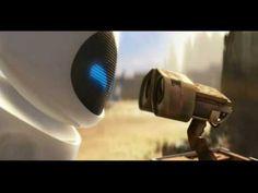 Wall-E & Eva: Te Soñe