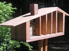 Rhan Vintage. Mid Century Modern Blog.: Mid Century Birds houses