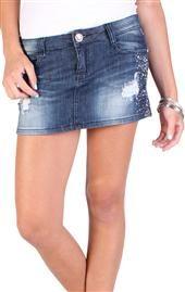 shop skirts at debshops.com Deb Shops, Denim Skirt, Mini Skirts, Jeans, Iridescent, Shopping, Fashion, Moda, Fashion Styles
