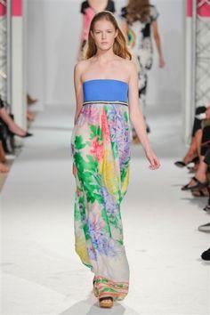 Dress S/S 2012 Leonard