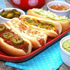 Spring time means grill time! We love having #HebrewNational hot dogs out on the grill. We love them a little spicy too with jalapeños spicy guacamole and more! How do you like your hotdogs? #ad #yum #yummy #hotdog #spring #grilling #food #foodie #instagood #instafood #sogood by tiptoefairy