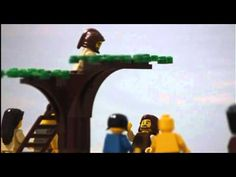 ▶ Zacchaeus and Jesus - YouTube-Story told with Legos