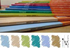 Books #CorPastel