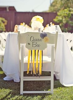 About to host a baby shower? We're here to help you pick a baby shower theme idea. We've listed over 100 theme ideas for your baby shower - everything from Alphabet to Zoo. Baby Shower Parties, Baby Shower Themes, Baby Shower Decorations, Shower Ideas, Shower Baby, Bumble Bee Birthday, Babyshower, Mommy To Bee, Gender Party