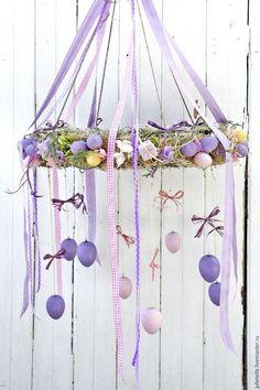 Новости Diy Ostern, Easter Parade, Easter Holidays, Arte Floral, Spring Home, Easter Wreaths, Easter Crafts, Seasonal Decor, Happy Easter