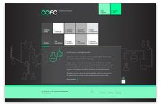Chemical company website