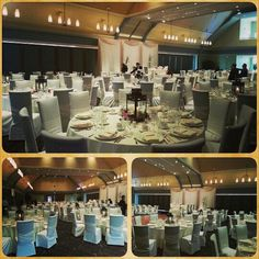 The 12th Chinese weddings of the venue #roveycatering #angusglen